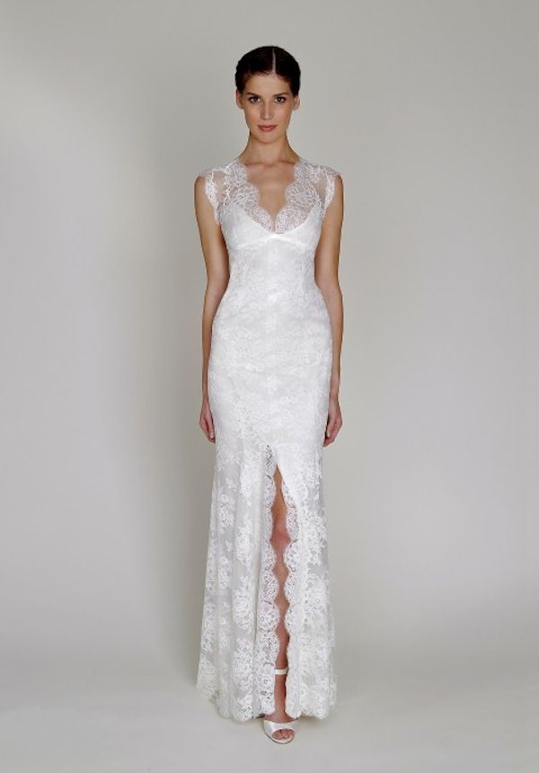 2013 wedding dress Monique Lhuillier Bliss bridal gowns 2