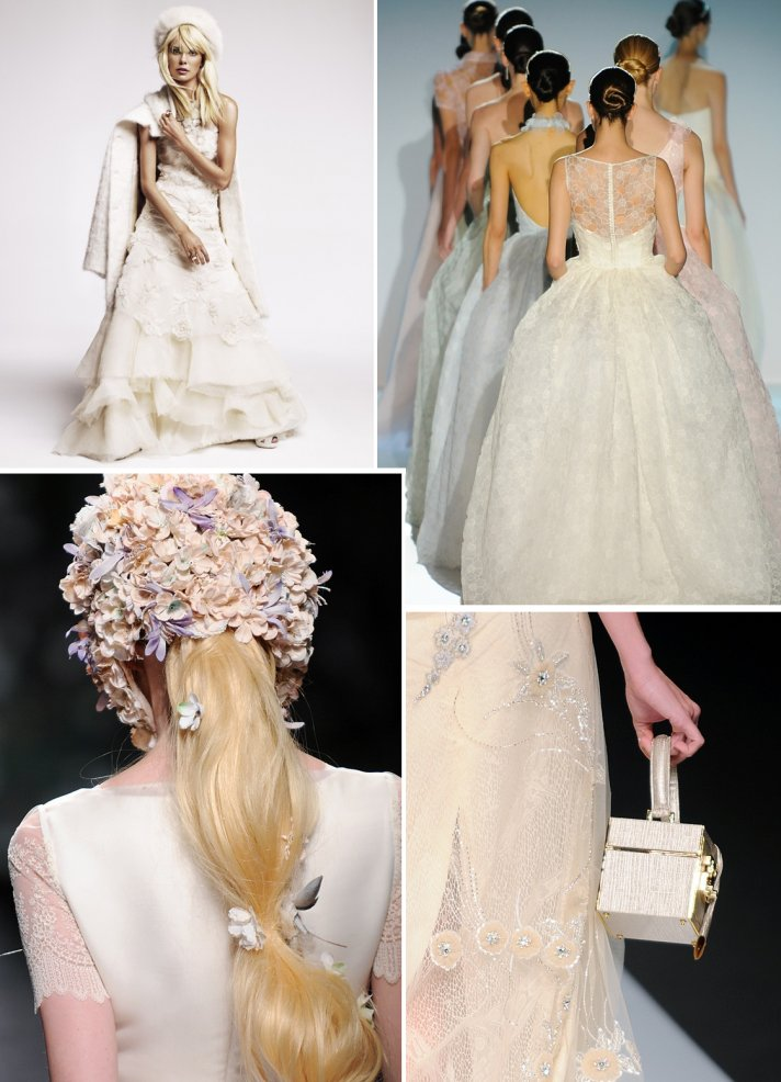 2013 wedding dresses International bridal couture bridal gown from Spain 5
