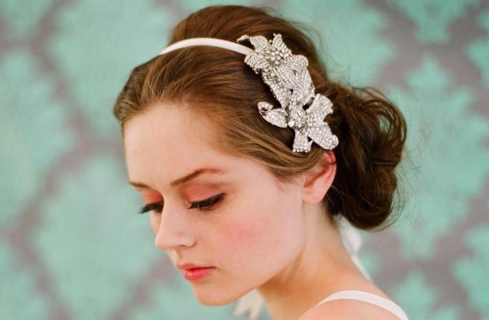 chic bridal headbands unique wedding hair accessories 3