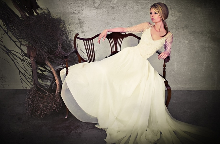 2013 wedding dresses by Sarah Janks elegant bridal gowns 7