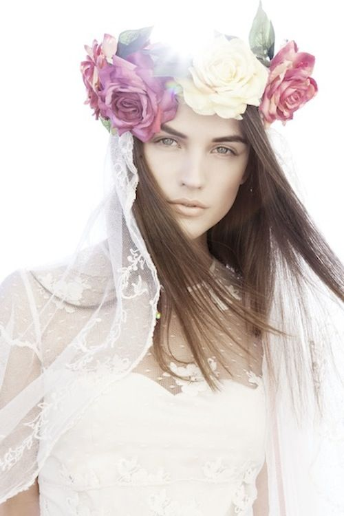 best of bohemian bridal style indie wedding designers Otuday