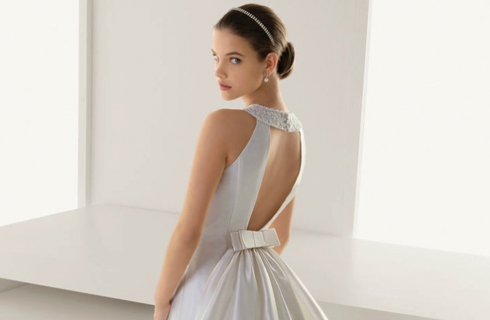 2013 wedding dresses beautiful statement backs by Rosa Clara 4