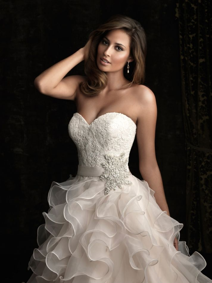 15 Wedding Gowns To Fall For From Allure Bridals