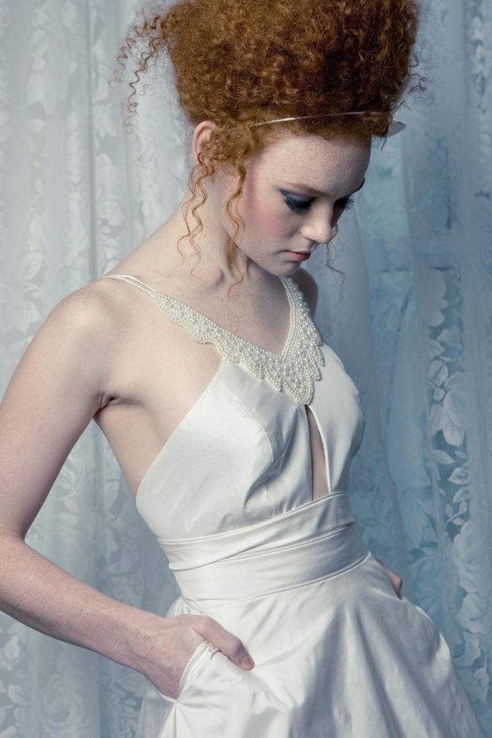 Etsy Tea Length Wedding Dress 54 Epic chic wedding dress for