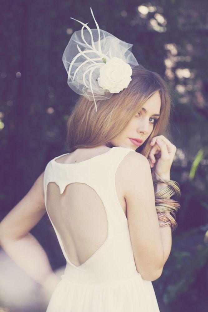 heart shaped open back wedding dress