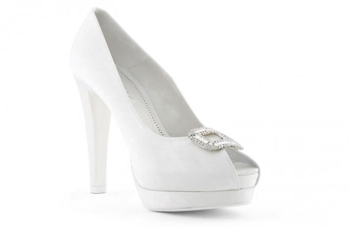 wedding shoes bridal heels by Rosa Clara 2013 121