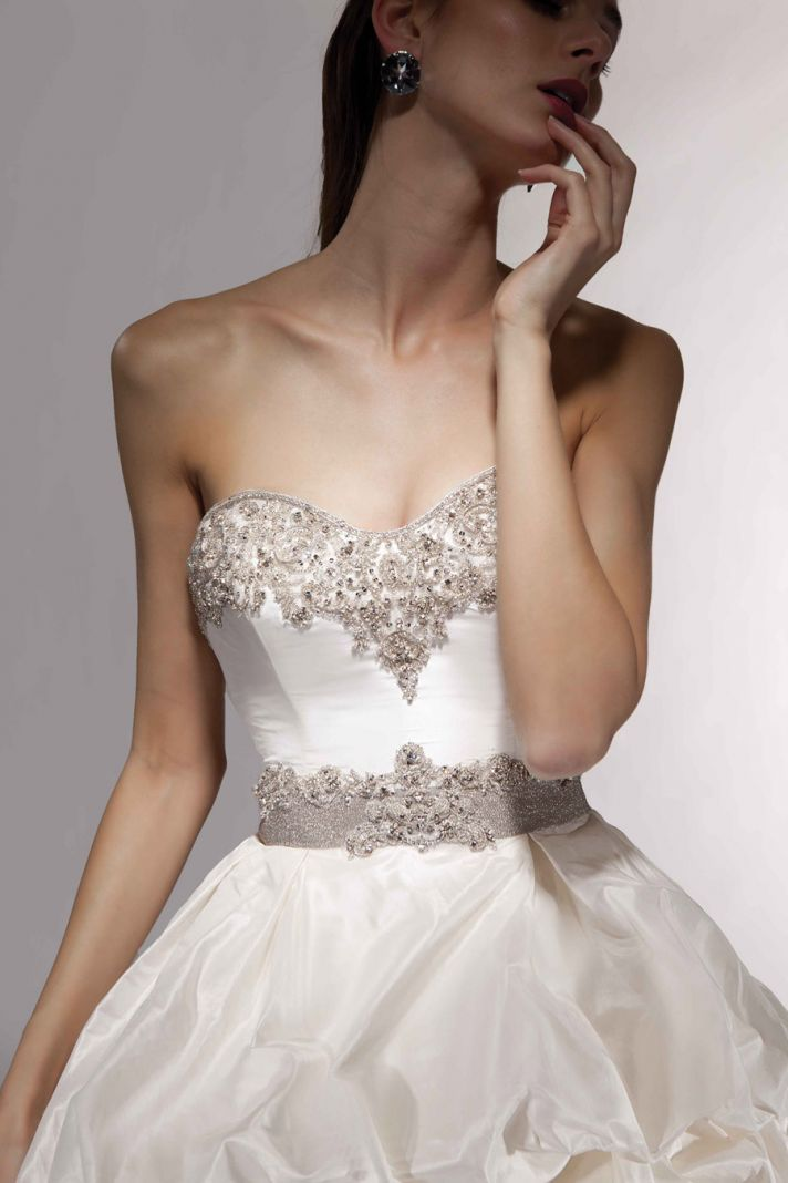 covetable wedding gowns 2013 bridal Victor Harper Couture 109