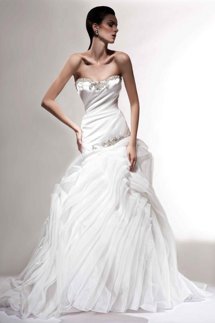 covetable wedding gowns 2013 bridal Victor Harper Couture 102