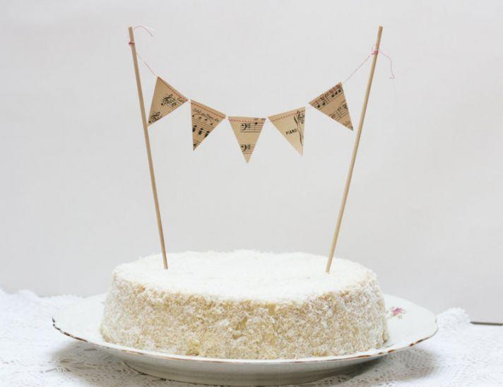 creative wedding cake toppers on Etsy Pinterest 3