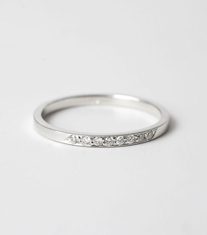 bianca monros catbird - Wedding Rings Nyc