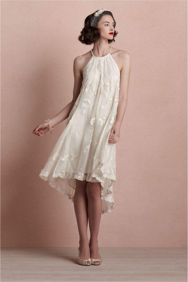 unique wedding ideas for edgy vintage brides BHLDN veils