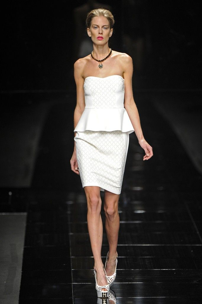 LWD from fashion week