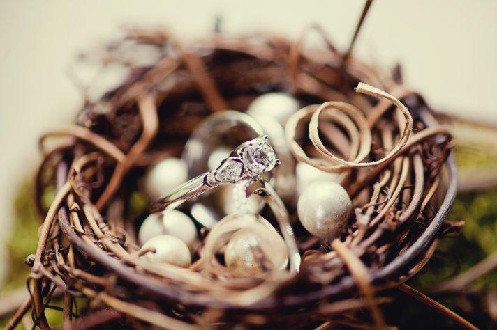 Kansas City wedding engagement ring