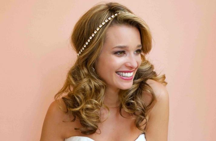 bejeweled bride wedding accessories elizabeth headband