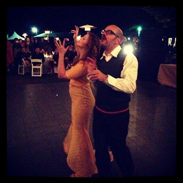real wedding amber tamblyn david cross upstate new york instagram 7