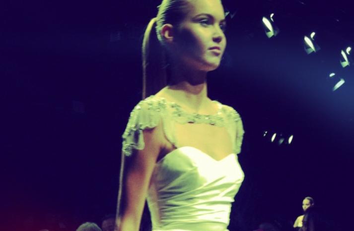 spring 2013 wedding dress bridal runway instagrams 11