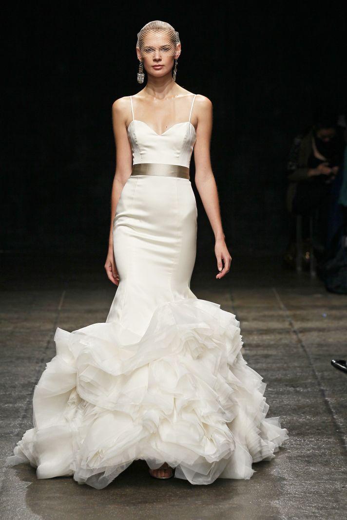 spring 13 wedding dress Lazaro bridal gowns 3312
