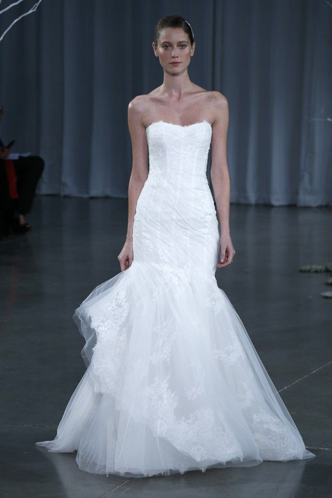 Fall 2013 wedding dress Monique Lhuillier bridal gowns Passion