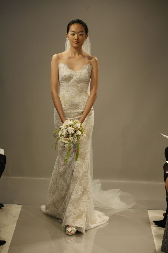 theia white collection wedding dress Fall 2013 bridal gown 14 890040