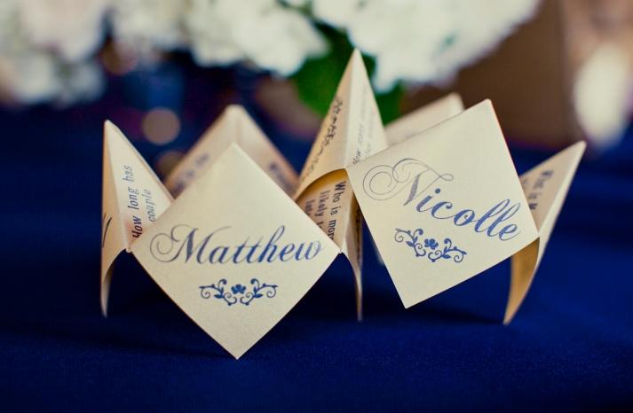 DIY wedding ideas for budget savvy brides printable invite cootie catcher