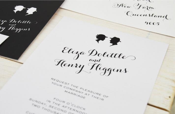 DIY wedding ideas for budget savvy brides silhouettes
