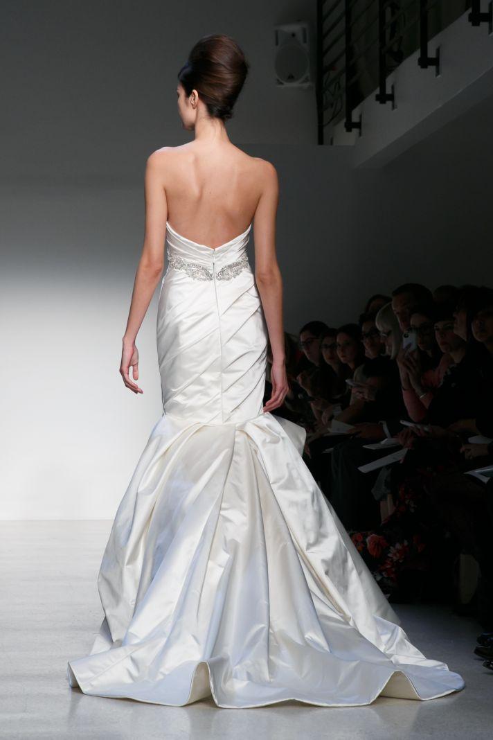 Fall 2013 Wedding Dress Kenneth Pool by Amsale bridal gowns 6