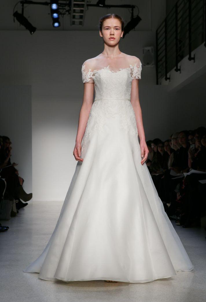 Fall 2013 Wedding Dress by Christos Amsale bridal 3