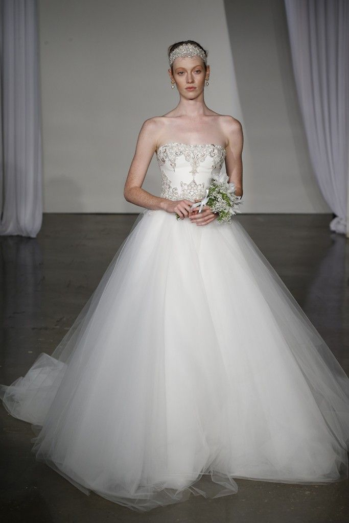Fall 2013 wedding dress Marchesa bridal 12
