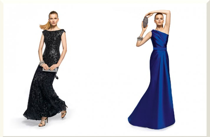 Bridesmaids Dresses for the Fashion Forward Wedding Party Pronovias 2013 20