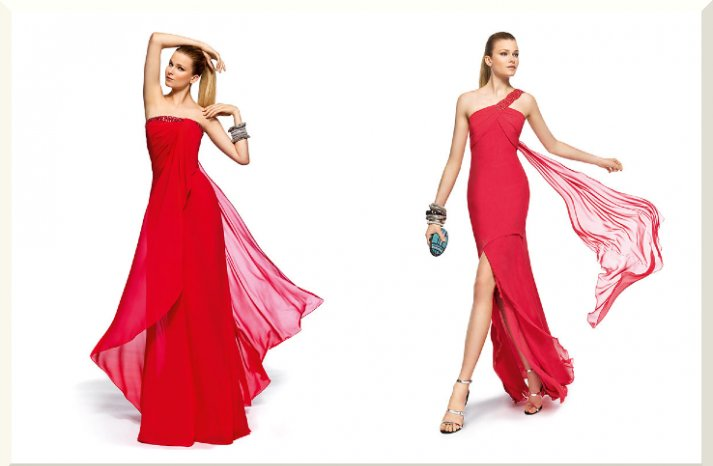 Bridesmaids Dresses for the Fashion Forward Wedding Party Pronovias 2013 8
