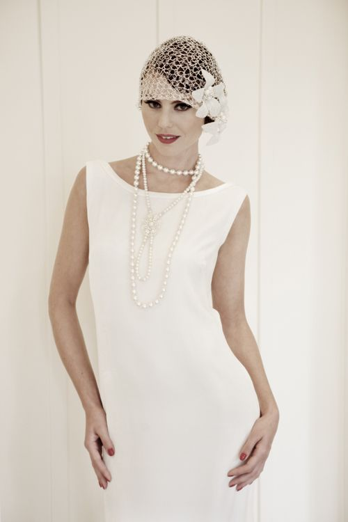 Great Gatsby Wedding Inspiration for Vintage Brides 8