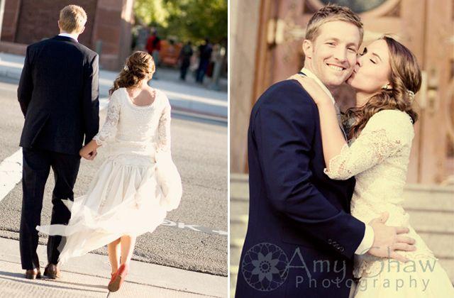 Easy Breezy Bridal Updos 4