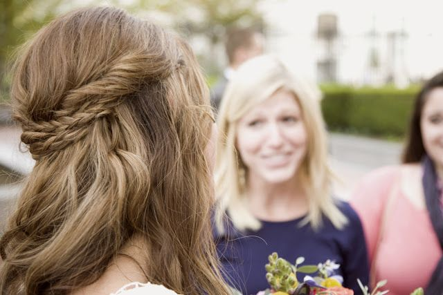 Easy Breezy Bridal Updos 4