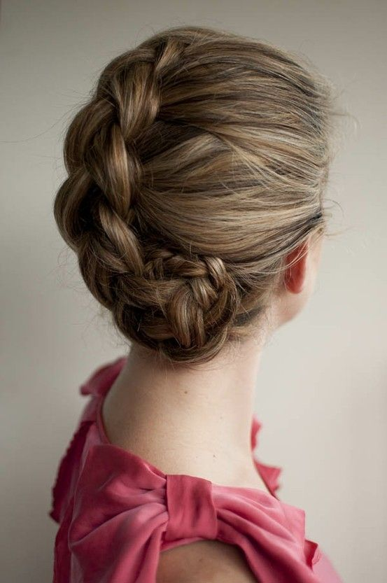 Easy Breezy Bridal Updos Wedding Hair Inspiration 1