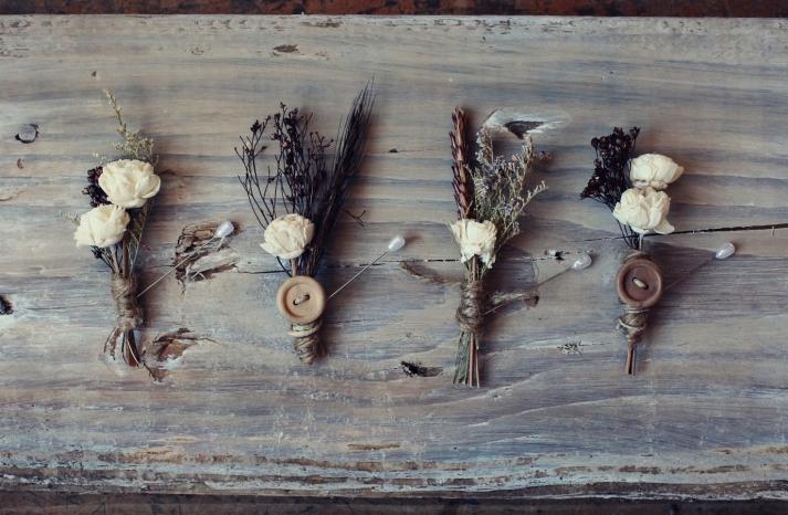 Rustic Wedding Ideas Woodland Weddings by Etsy 9