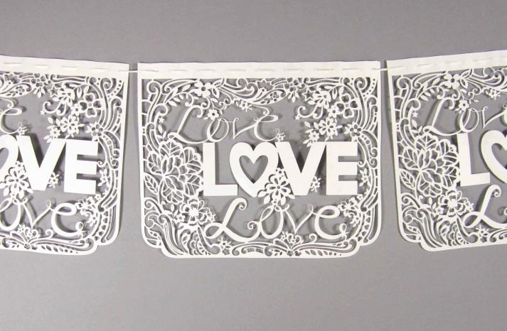 Handmade Wedding Finds Laser Cut 2