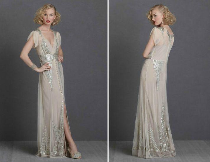 Super Fashion Dress: 1930 wedding dress