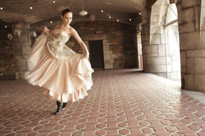 Celebrity Wedding Dress Designers Randi Rahm for The Bachelorette Ashley Hebert 5