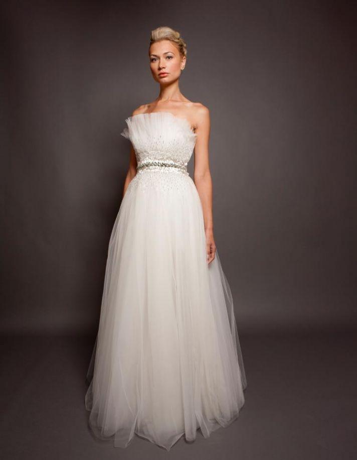 Randi Rahm Wedding Dresses The Bachelorette Wedding Ashley Hebert