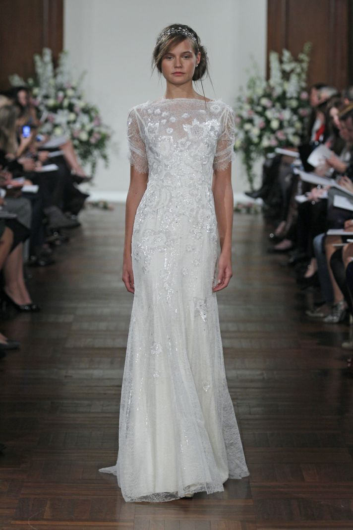 Spring 2013 Wedding Dress Jenny Packham bridal gowns Mimosa