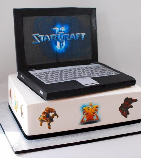 Wedding Cakes for the Groom Starcraft