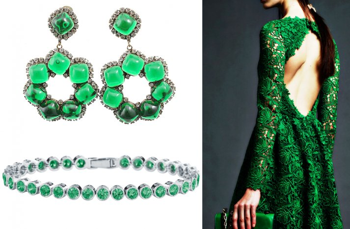 Color of The Year 2013 For Wedding Color of The Year Emerald
