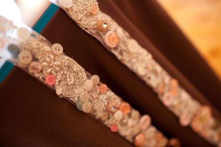 Handmade Vintage Wedding Bridal Heels Ceremony Programs