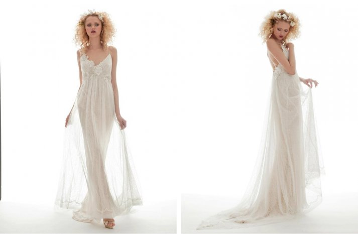 Elizabeth Fillmore Wedding Dress Spring 2013 Bridal Narelle