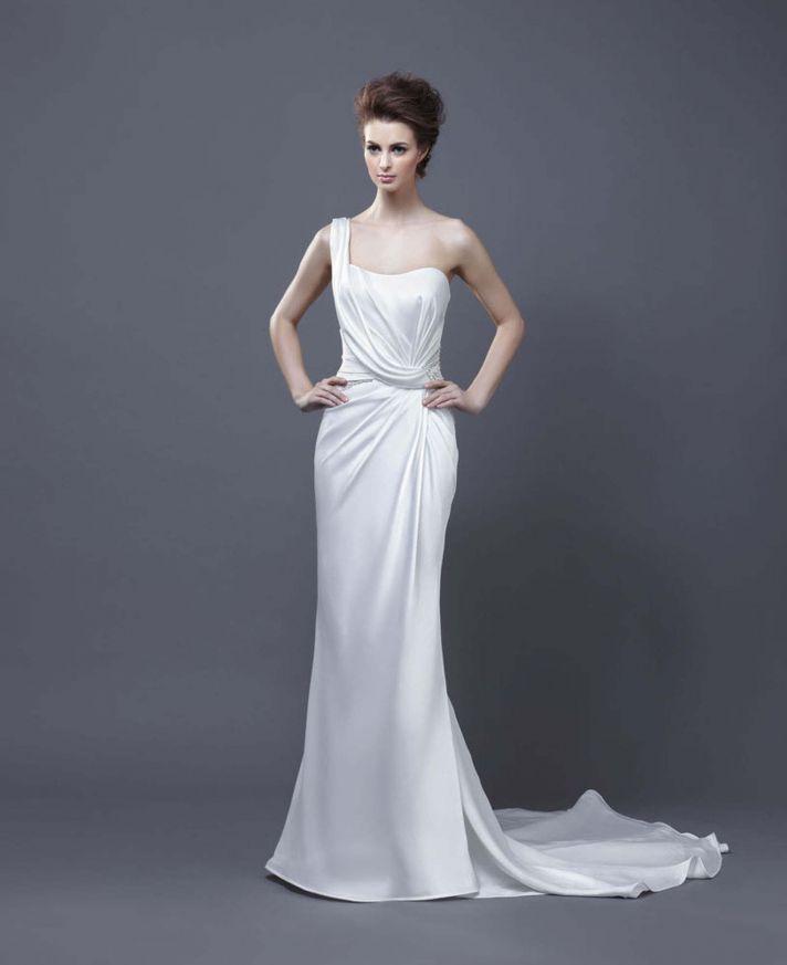 2013 Wedding Dress by Enzoani Bridal Hema