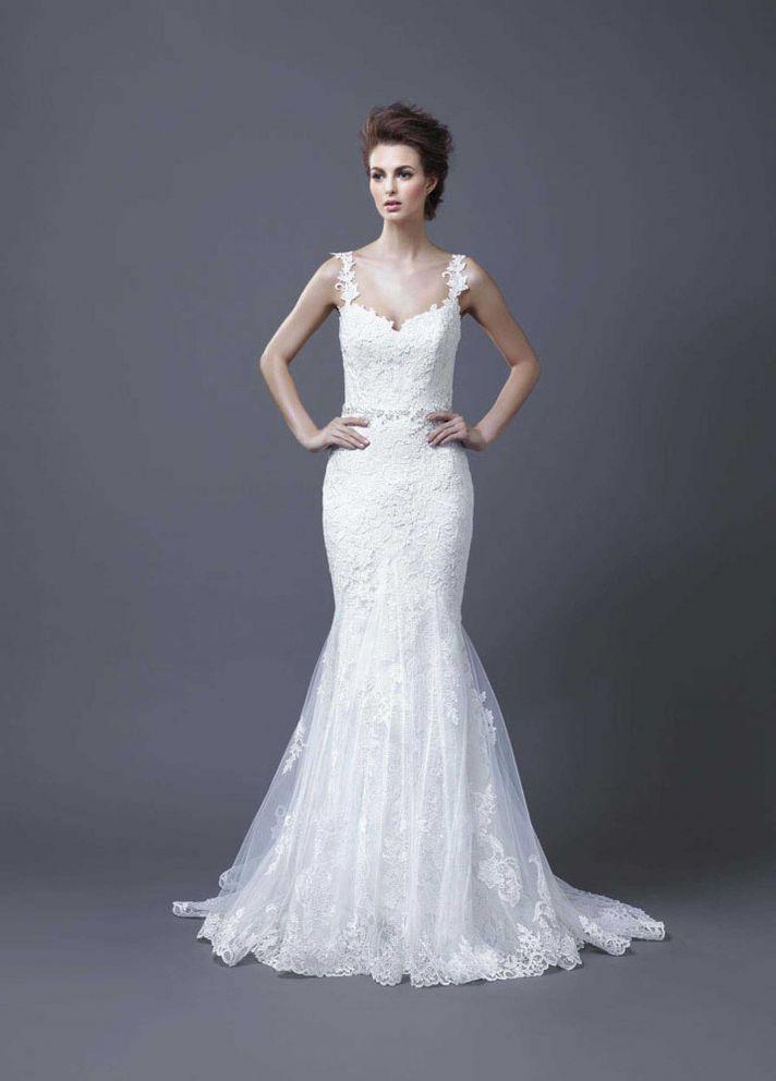 2013 Wedding Dress by Enzoani Bridal Hanako