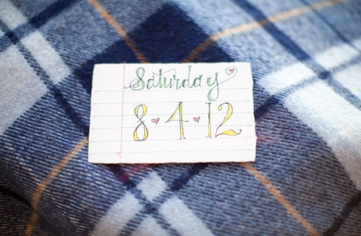Plaid-wedding-inspiration-save-the-date