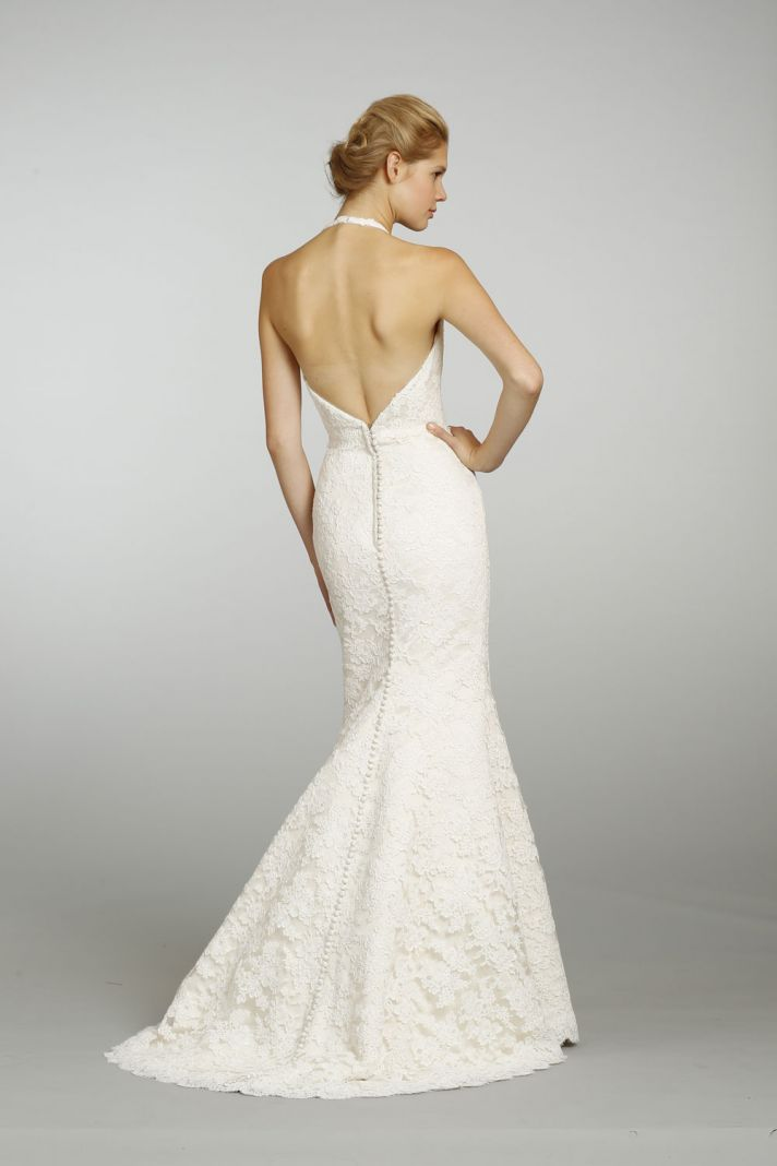 Spring 2013 Wedding Dress Alvina Valenta Bridal 9302