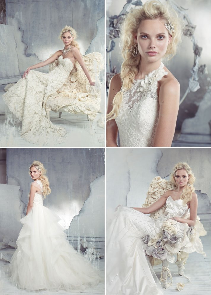 2013 Wedding Dresses from Alvina Valenta Bridal 2