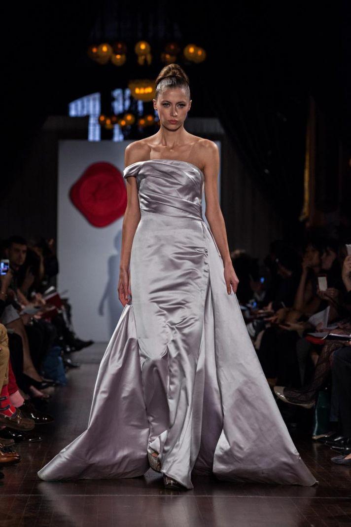 Austin Scarlett Wedding Dress 2013 Bridal AS06